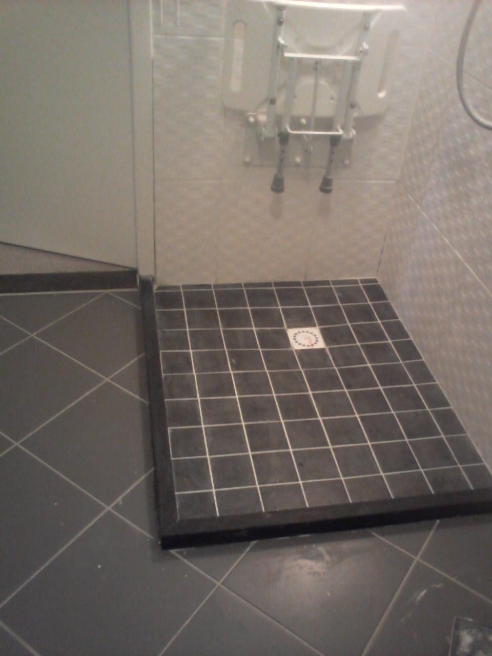 Uw badkamer betegelen, geen probleem
